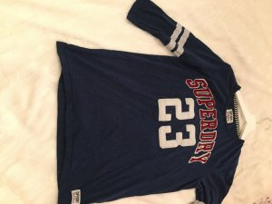 SuperDry T-Shirt mit 3/4 Arm