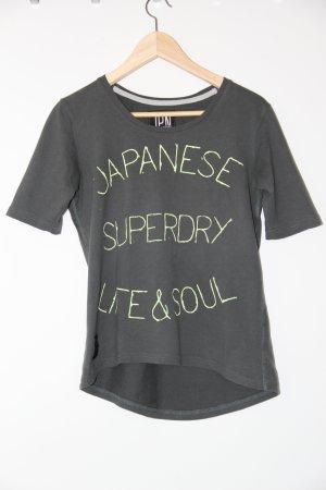 Superdry T-Shirt mit Aufdruck