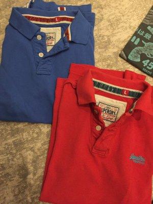 Superdry Tshirts und Polos Größe M und L im Paket