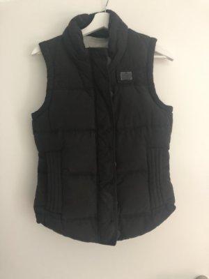 Superdry Down Vest black-pink