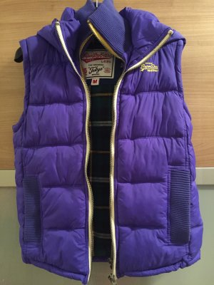 Superdry Quilted Gilet multicolored