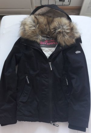 SUPERDRY Winterjacke G50LY010