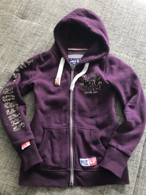 Superdry Zipperjacke Sweatjacke Jacke