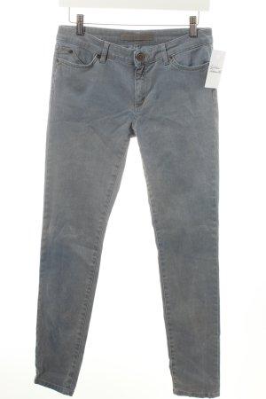 Superfine Skinny Jeans grau Casual-Look