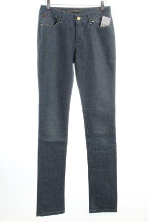 Superfine Skinny Jeans graublau Casual-Look