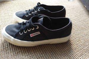 SUPERGA classic sneakers Gr. 36 schwarz
