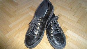 Superga Damen Sneakers schwarz Größe 38