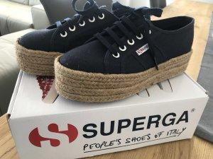 Superga Plateau Schuhe