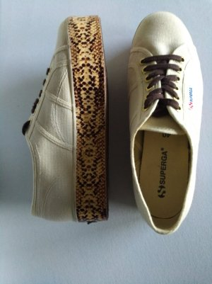 superga Plateau Schuhe, limited Edition