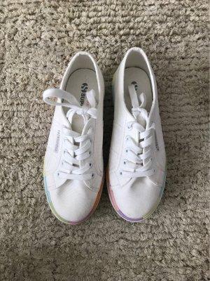 Superga Heel Sneakers multicolored