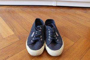 Superga Schuhe dunkelblau