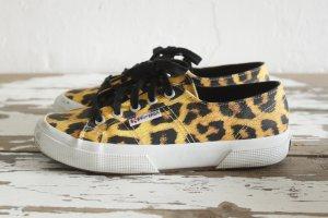 Superga Schuhe Gr. 37 Animalprint