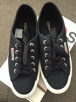 Superga Schuhe, navy, Größe 36