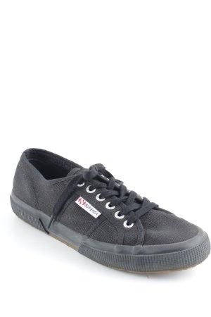 Superga Skaterschuhe schwarz Casual-Look