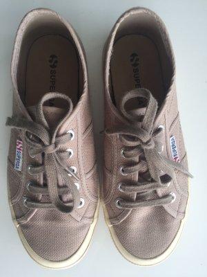 Superga Sneaker (Beige/Braun/Taupe) Gr. 38