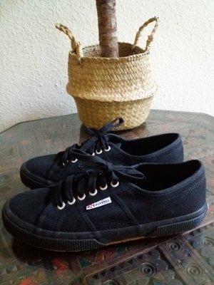 SUPERGA Sneaker Damen Gr.41 NEU schwarz