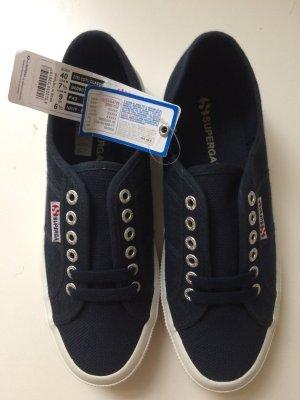 Superga Sneaker dunkelblau / navy