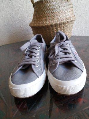 SUPERGA Sneaker Gr.41 grau Damen