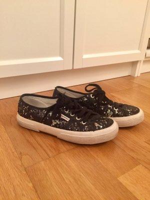 Superga Sneaker mit Pailletten