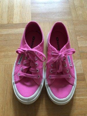 Superga Sneaker Pink Größe 35