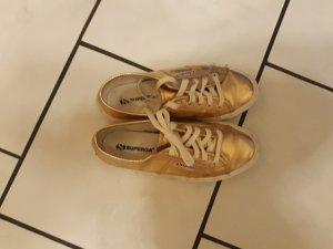 Superga Sneaker rosegold