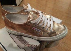 Superga Sneaker roségold, Gr. 40