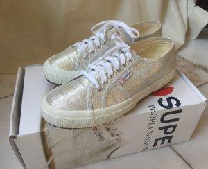 Superga Sneaker Silber