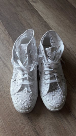 Superga Sneaker Sneakers High Top Ankle Spitze Lace 40
