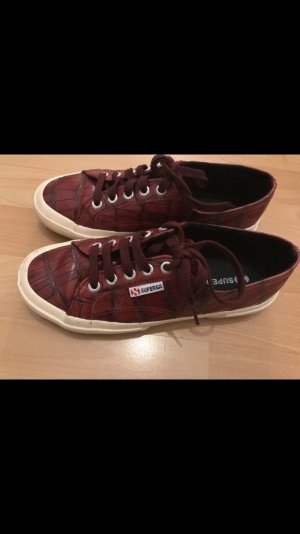 Superga Sneakers/ Leder