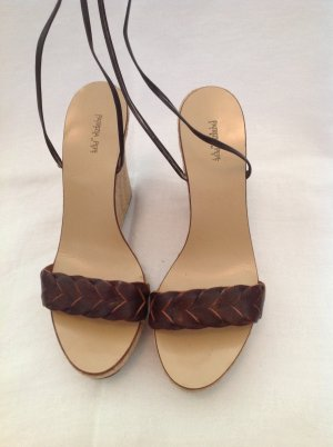 Superhohe Wedges Patrizia Pepe