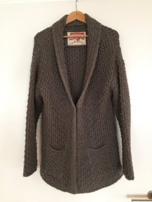 Superkuschlige Strickjacke von True Religion