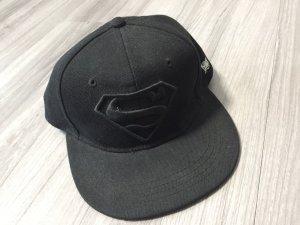SUPERMAN Basecap schwarz