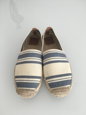 Tory Burch Mocasines blanco puro-azul No hay disponibles datos de materiales