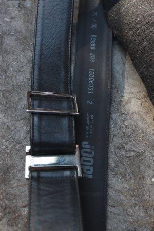 Joop! Waist Belt black leather