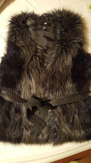 Superschicke Kunstfellweste / Fake Fur