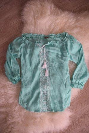 superschöne Bluse von Baffalo Größe 34