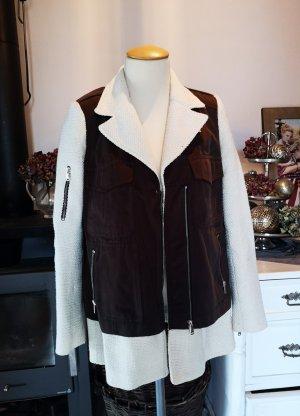 Zara Oversized Jacket multicolored