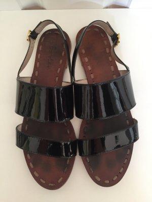 Boden Sandalen met bandjes veelkleurig Leer