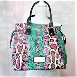 Basile Carry Bag multicolored
