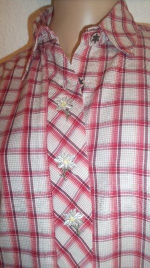 Superschöne Trachtenbluse/hemd * Schöne Details * Stickerei