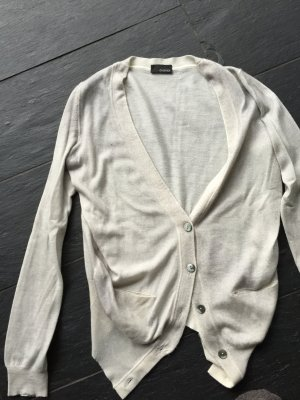 Avanti Knitted Cardigan light grey