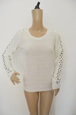 superschöner pullover von BodyFlirt XS Nieten