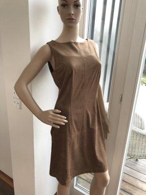 Superschönes Kleid * Velourlederimitat * NEU mit Etikett