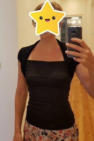 Jennifer Taylor Haut type corsage noir
