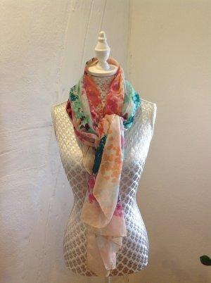 Superschönes Tuch / Halstuch in in tollen Farben