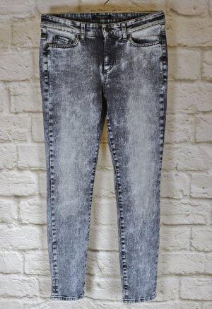 Cambio Jeans Vaquero elásticos multicolor