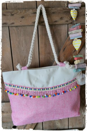 supersüsse boho hippie Coachella Beach Bag Ibiza