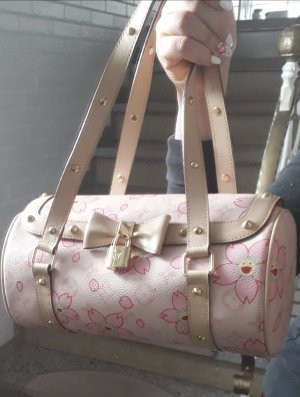 Louis Vuitton Sac à main rosé