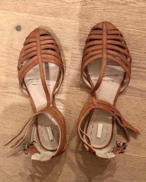 Supersüße Sommer-Sandalen braun