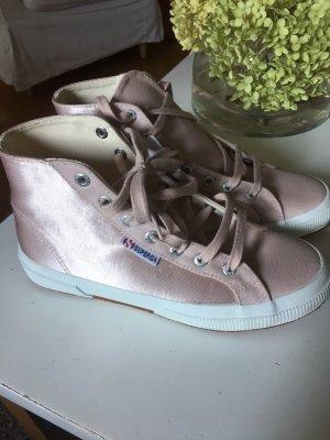 Supersüsse Superga Sneaker rosa 38 neu !NP 89,00